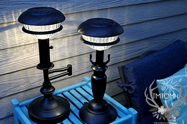 Diy solar lamps hometalk diy solar lamps diy lighting outdoor living aloadofball Choice Image