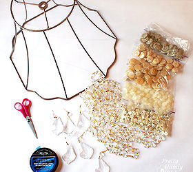 Diy Button Pendant Light, Bedroom Ideas, Electrical, Home Decor, Lighting,  Repurposing