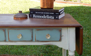 Elegant Country Chic Desk Redo Hometalk