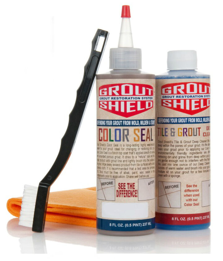 Grout Shield Color Seal