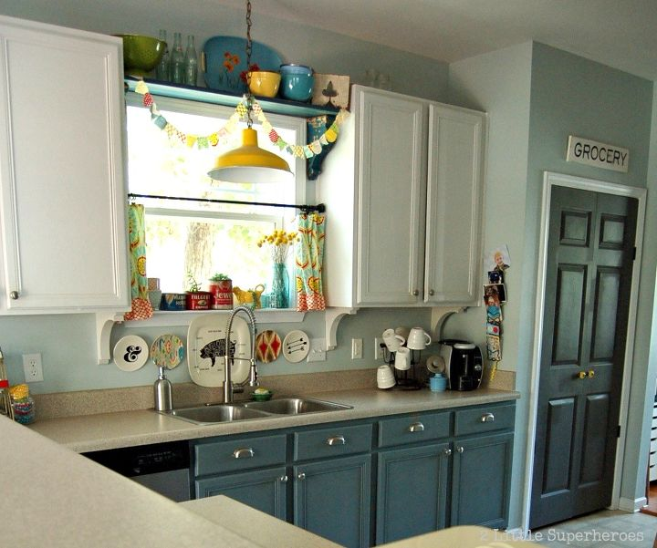 Boring to Blue Kitchen Makeover   Hometalk on ideas for living room makeovers, ideas for mirror makeovers, ideas for fireplace makeovers, ideas for kitchen countertops, ideas small kitchen makeovers before and after, small galley kitchen makeovers, ideas for lamp makeovers, kitchen counter makeovers, ideas for bedroom makeovers,