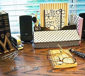 Kate Spade Inspired Desk Accessories, Craft Rooms, Home Decor, Home Office