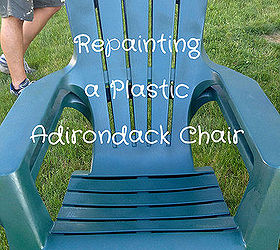 : repainting a chair - Cheerinfomania.Com