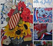happy fourth of july 2014, crafts, seasonal holiday decor