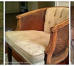 Attractive Restoration Hardware Deconstructed Chair Knockoff, Painted Furniture