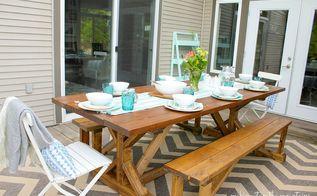 outdoor makeover, decks, outdoor living