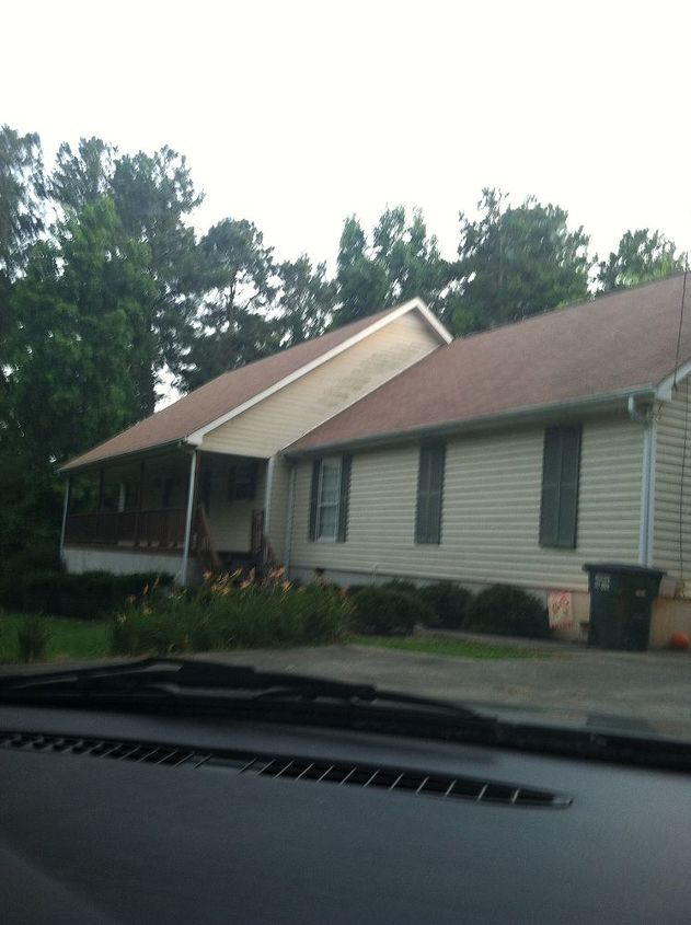 what color should we paint the shutters and the porch, curb appeal, painting, porches