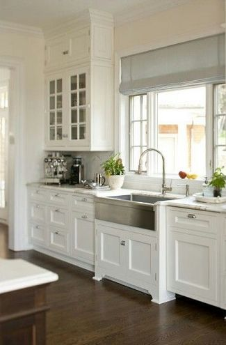 Farmhouse Sink: Stainless Steel or Cast Iron? | Hometalk