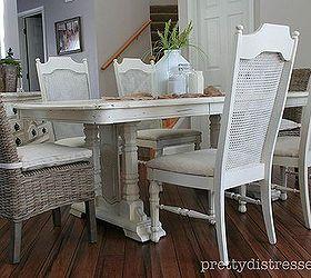 Grandmas Table Gets a Makeover Hometalk