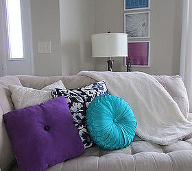 Diy Envelope Throw Pillow Covers, Crafts, Home Decor, Living Room Ideas,  Reupholster