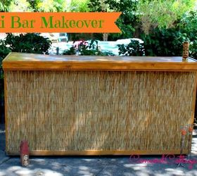 Http Concordcottage Com Tiki Bar Makeover, Outdoor Furniture, Outdoor  Living, Patio