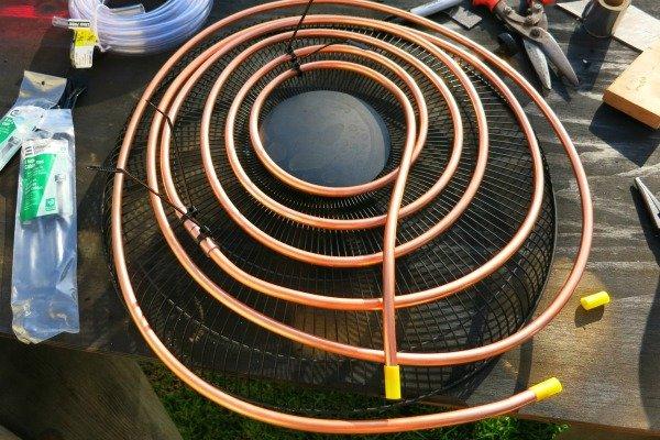 diy air conditioning fan, diy, hvac, repurposing upcycling