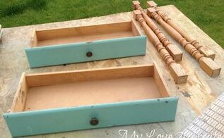 got old drawers then maybe you want to make them into, flowers, gardening, painted furniture, repurposing upcycling
