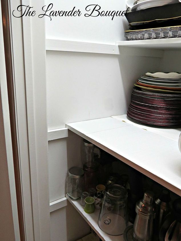 Unique DIY Pantry Shelving Extensions | Hometalk ZS32