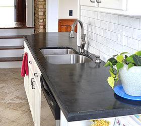 Easy Diy Concrete Counters, Concrete Masonry, Concrete Countertops,  Countertops, Diy, How