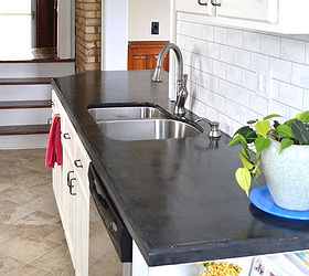 Easy Diy Concrete Counters, Concrete Masonry, Concrete Countertops,  Countertops, Diy, How