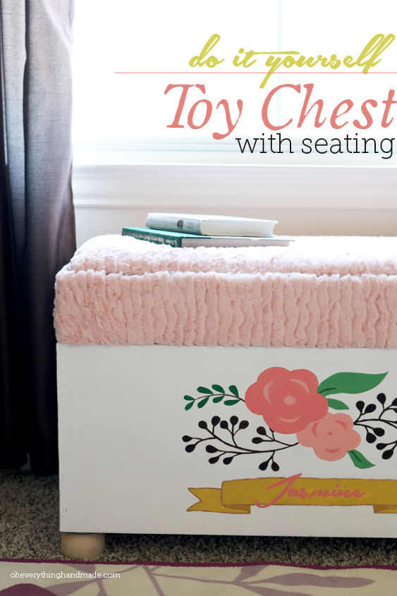customizable toy chest