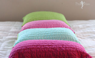 pillow bed tutorial, bedroom ideas, crafts, home decor, painted furniture