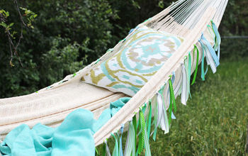 5 Minute DIY: Pimp Out Your Hammock in 5 Easy Steps