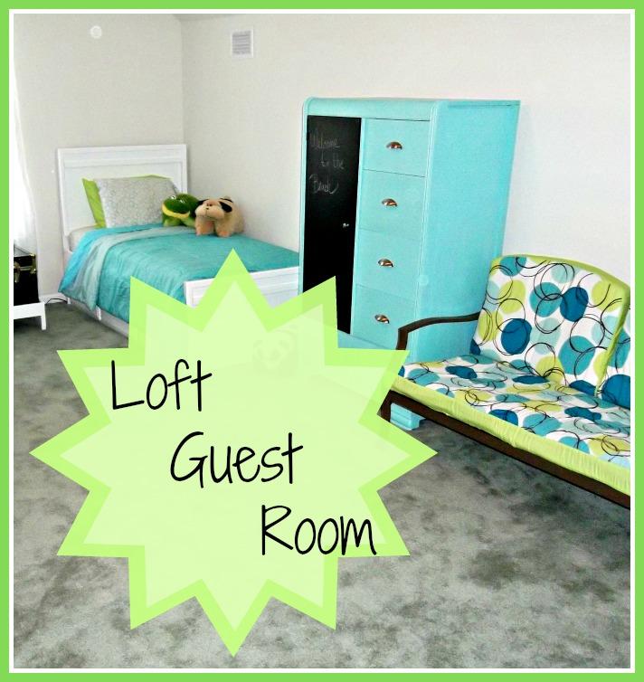 Loft Guest Room Hometalk