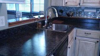 q need help with odd corner in my kitchen, home decor, kitchen design