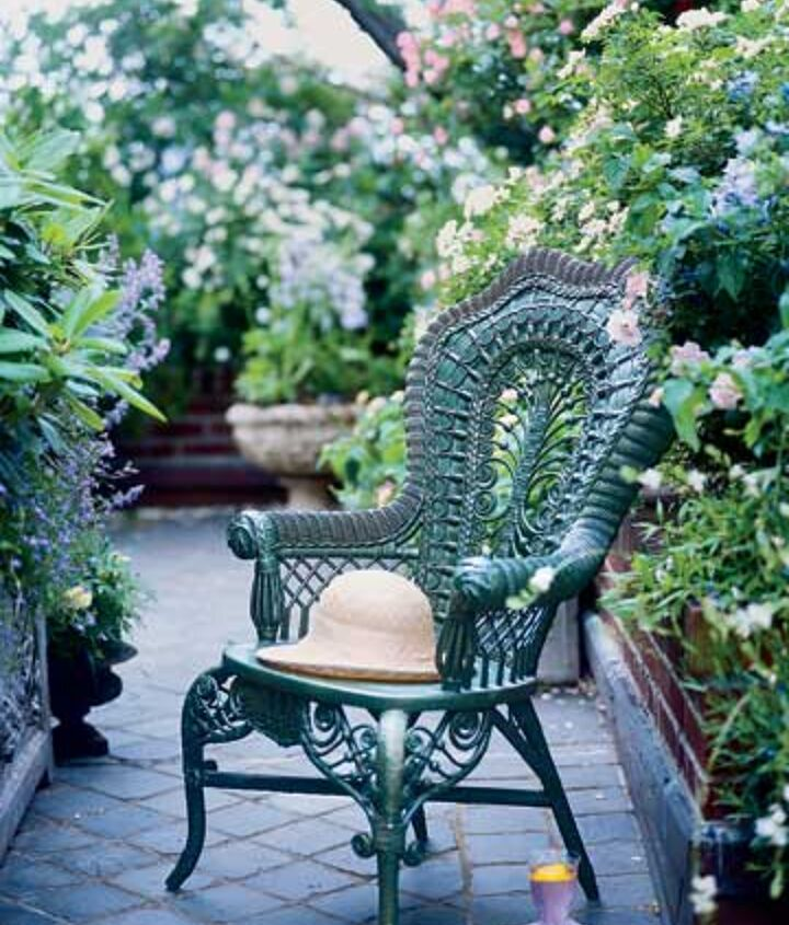 garden party ideas you can use all year round, crafts, outdoor living