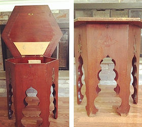 Table Makeover Moroccan Refinish, Diy, Home Decor, Painted Furniture