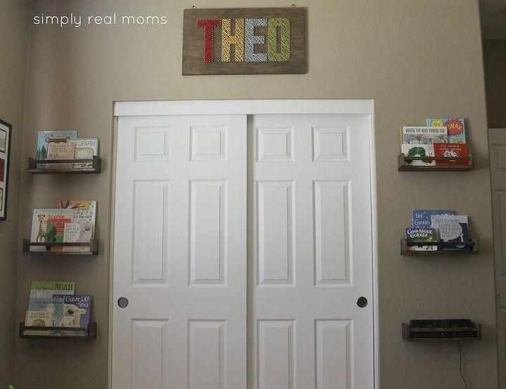 guest room nursery combination, bedroom ideas, home decor, wall decor