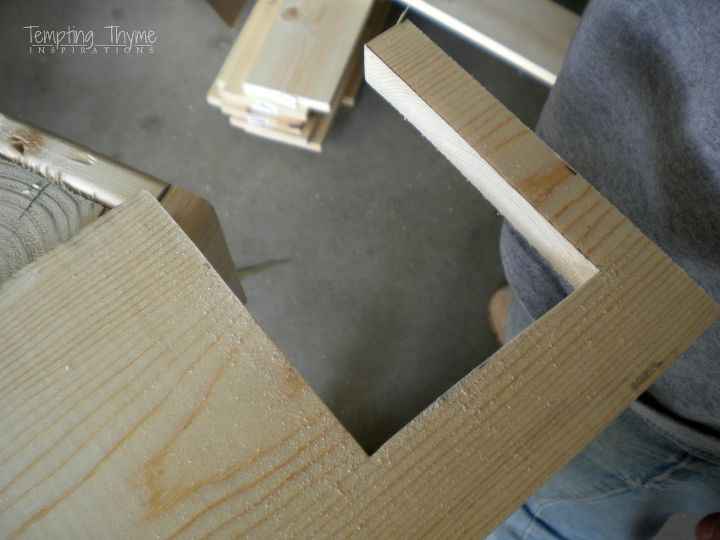 potting bench diy easy woodwork, diy, gardening, woodworking projects