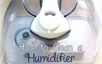 humidifier cleaning how to, cleaning tips, how to