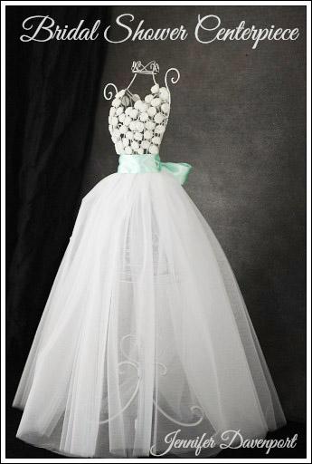Bridal Shower Centerpiece Ideas Crafts