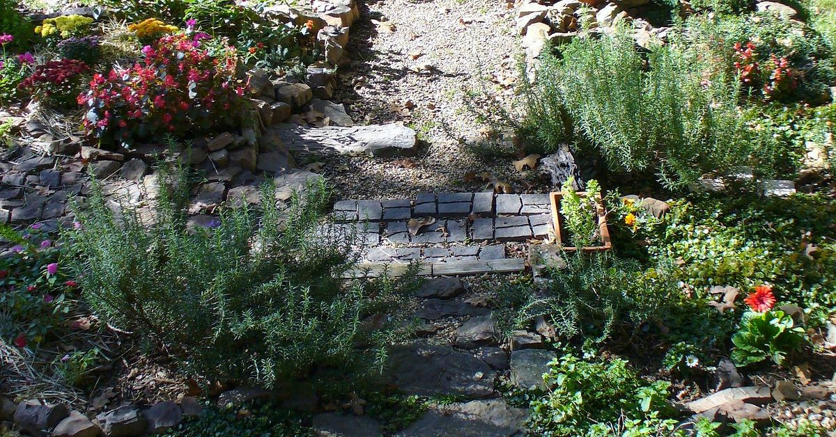 I Needed Lovely Water Drainage Control For A Sloped Yard