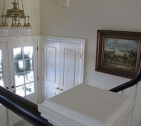 Entryway Small Design Expand, Foyer, Home Decor, Painting, Stairs