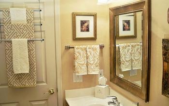 Pulling It All Together-Hall Bathroom Makeover