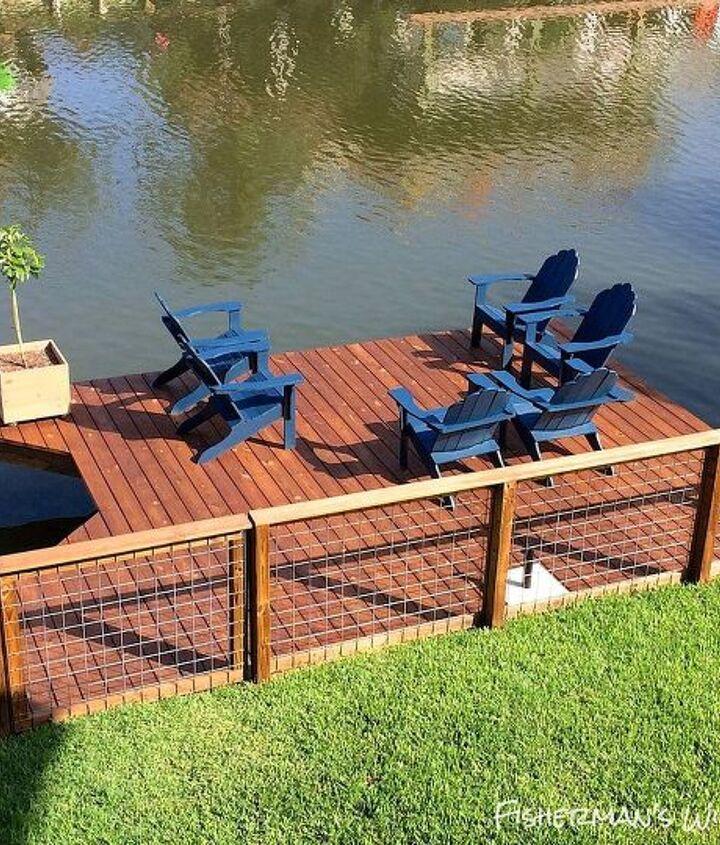diy adirondack chairs, outdoor furniture, painted furniture