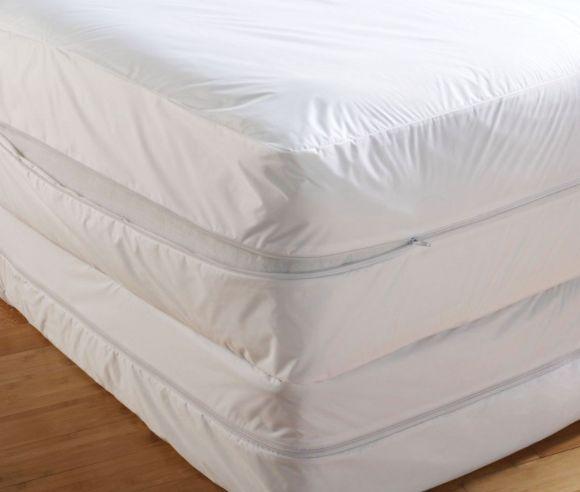100% effective mattress protector
