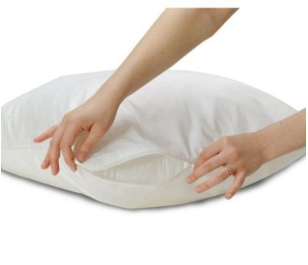 Easy to clean pillow protector