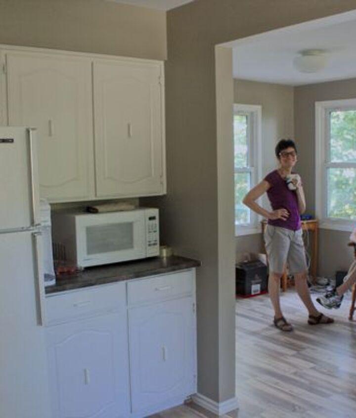 cottage renovation reveal, dining room ideas, home improvement, kitchen design, living room ideas