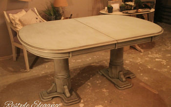 Dining Table Restyle