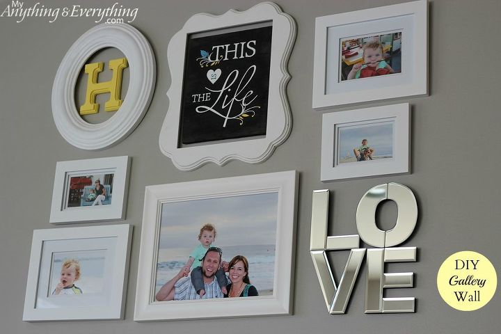 Gallery Wall Picture Frame Collection | Hometalk
