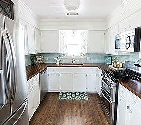 Delightful Kitchen Makeover Coastal Diy, Diy, Home Decor, Kitchen Backsplash, Kitchen  Cabinets,