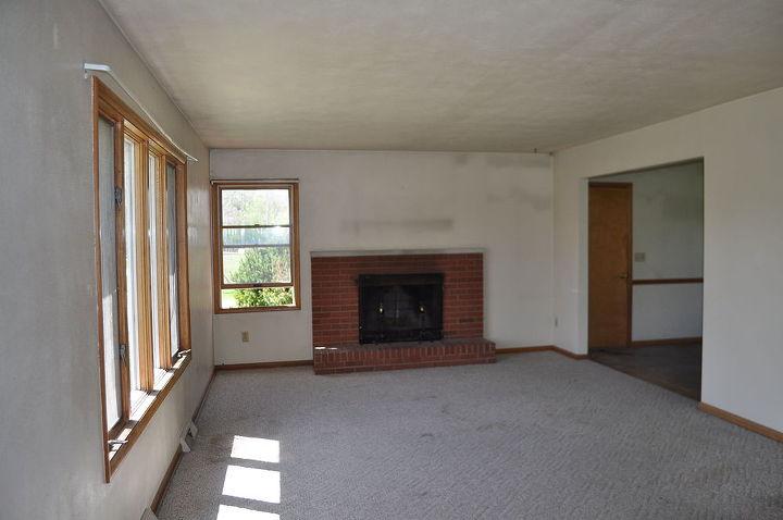 living room makeover home renovation, home decor, living room ideas