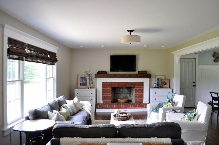 New Living Room Home Renovation | Hometalk