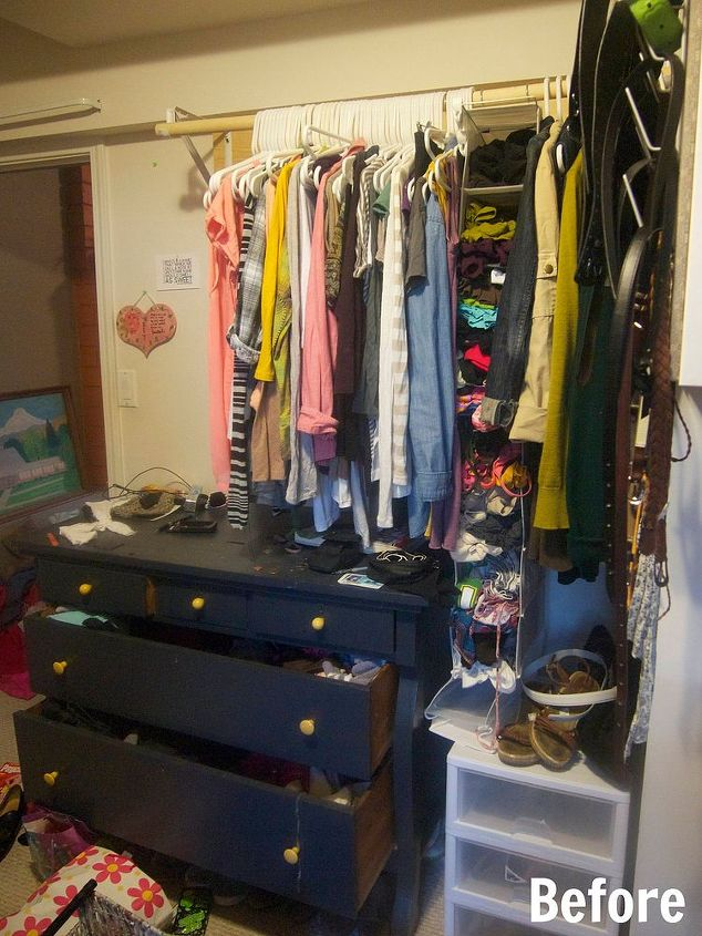 bedroom makeover teen organization  bedroom ideas  closet  organizing   storage ideas. Teen Bedroom Organization Makeover   Hometalk
