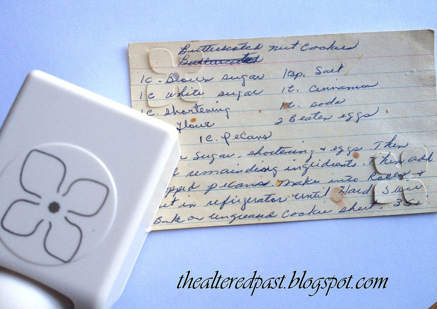 Diy business card holder hometalk business card holder diy crafts reheart Image collections