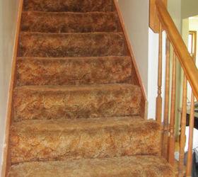 Before Pulling Carpet