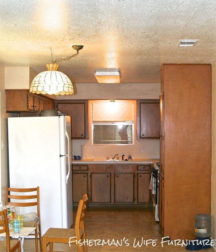 Kitchen Remodel Refrigerator: DIY Refrigerator Enclosure