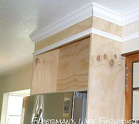 Home Built Refrigerator Enclosure | Hometalk