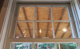 porch ceiling finish inexpensive, diy, home improvement, porches, woodworking projects