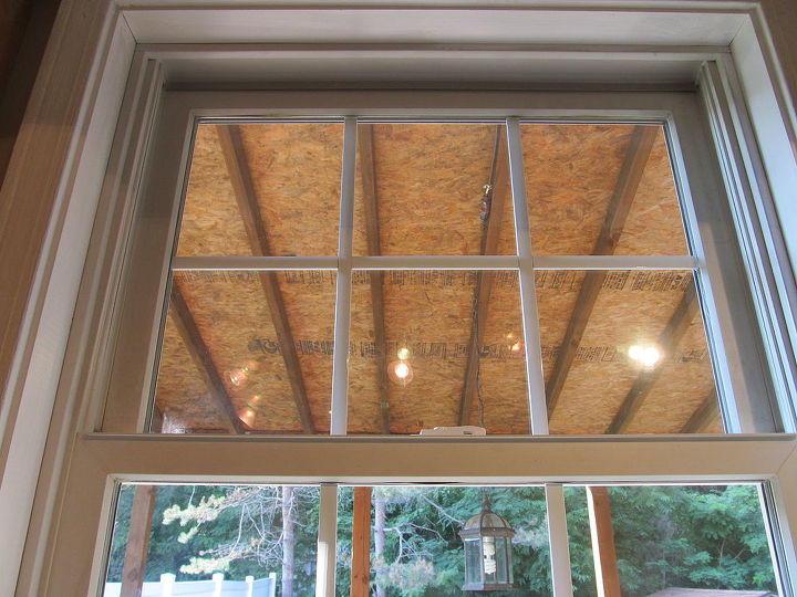 porch ceiling finish inexpensive diy home improvement porches woodworking projects - Wood Under Porch Ceiling
